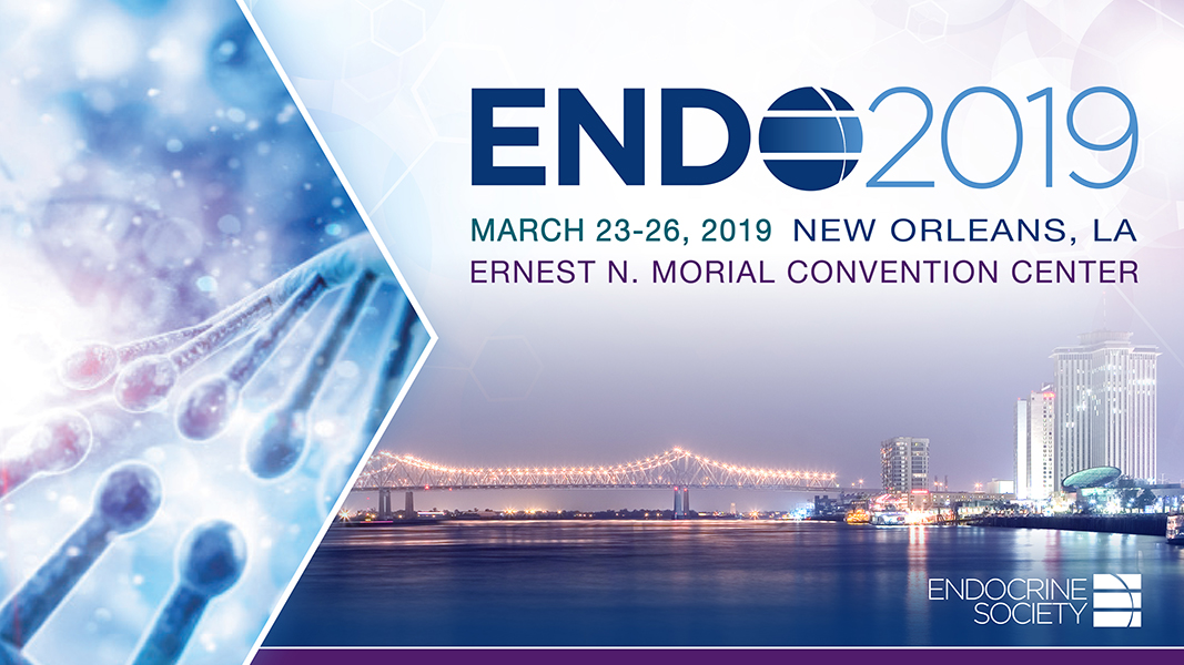 ENDO 2019 @ Ernest N. Morial Convention Center   New Orleans   Louisiana   United States