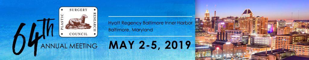 Plastic Surgery Research Council @ Hyatt Regency Baltimore Inner Harbor